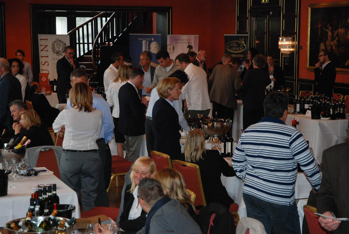 IWT Monaco Di Baviera | Wine Workshop Walk Around B2B