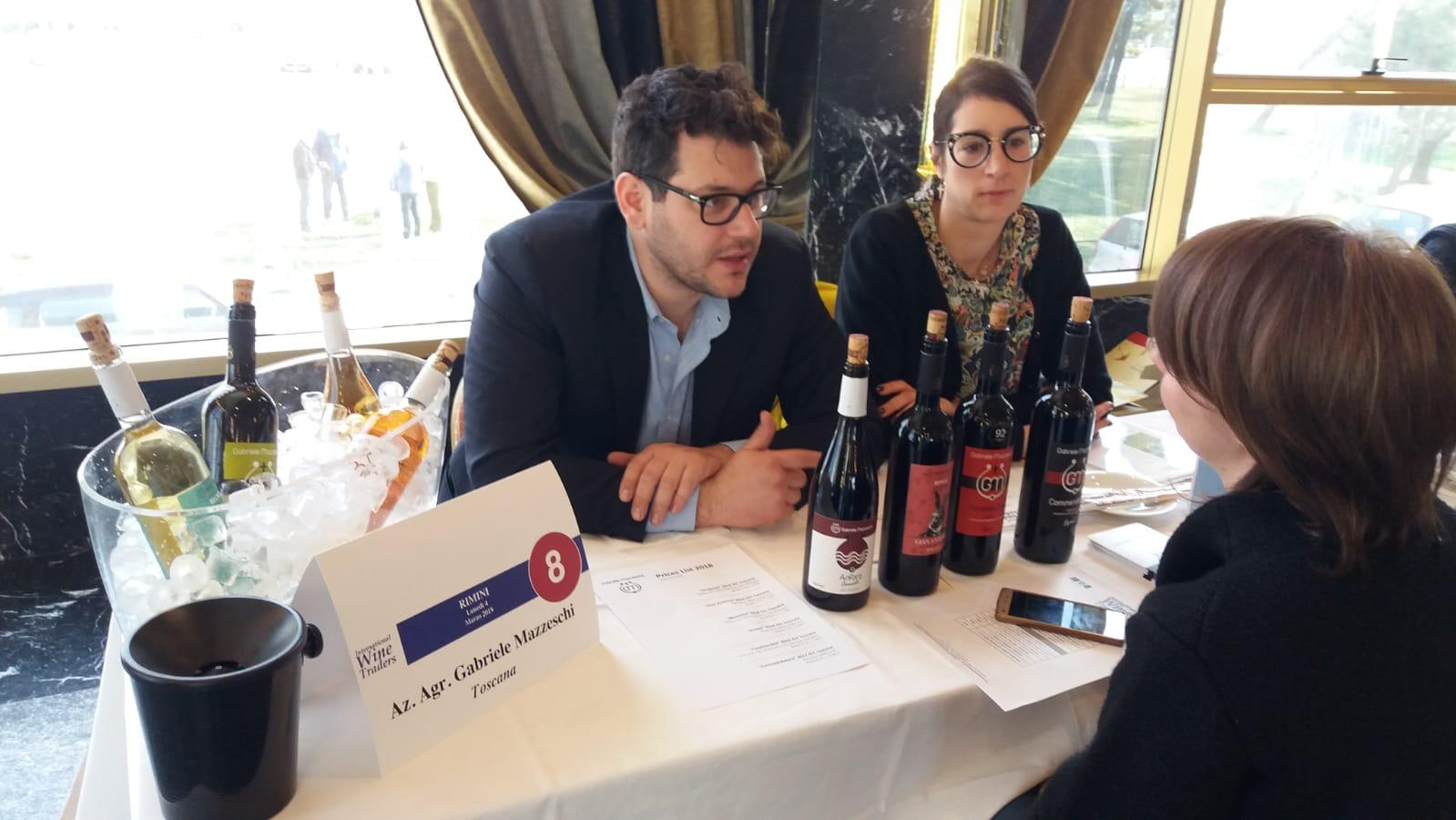 IWT Rimini, wine workshop