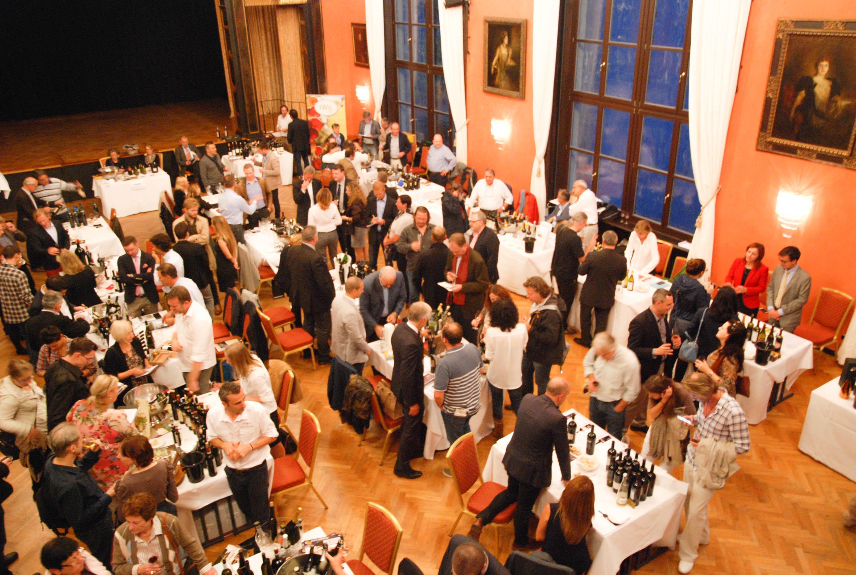 IWT Monaco Di Baviera 2016 | Wine Workshop Walk Around B2B