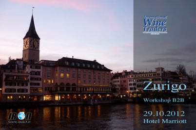 International Wine Traders - Zurigo 29 Ottobre 2012
