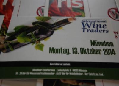 International Wine Traders Monaco di Baviera 2014