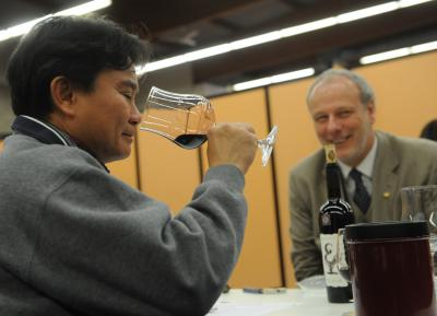 "Arezzo Wine 2009 meetings ""One to One"" among buyers from China, India, Malaysia, Japan, USA and rest of Europe and Italian winery"