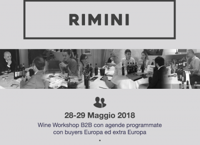 Wi8ne Workshop B2B Rimini