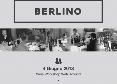 IWT 2018 wine workshop Walk Around Berlino