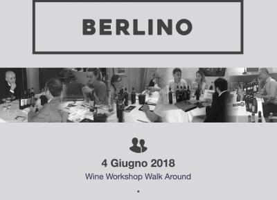 IWT 2018 wine workshop Walk Around Berlino