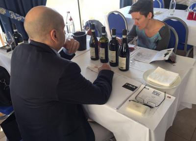 International Wine Traders Wine workshop Rimini 2017