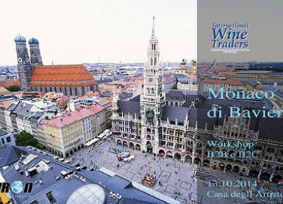 International Wine Traders, Monaco di Baviera 13 ottobre 2014