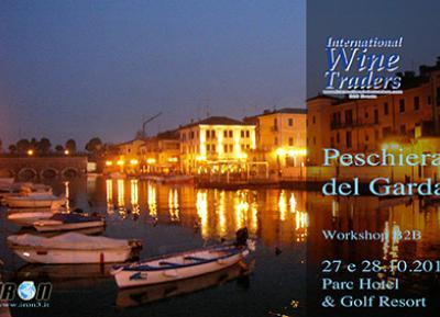 International Wine Traders, Peschiera 27 e 28 Ottobre 2014