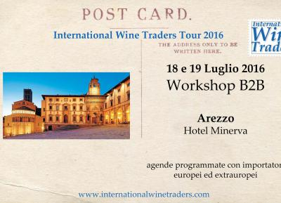 International WIne Traders Arezzo 2016