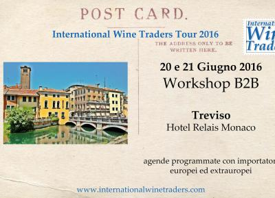 International WIne Traders Treviso 2016
