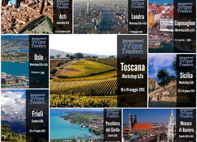 International Wine Traders 2015