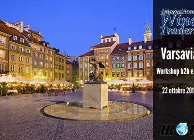 International Wine Traders, Varsavia 2015